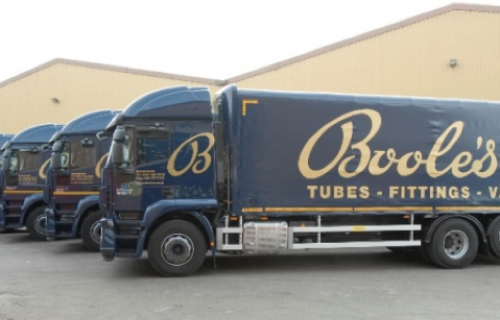 Cole Associates advises on Management Buy-Out of Boole's Tools and Pipe Fitting Ltd